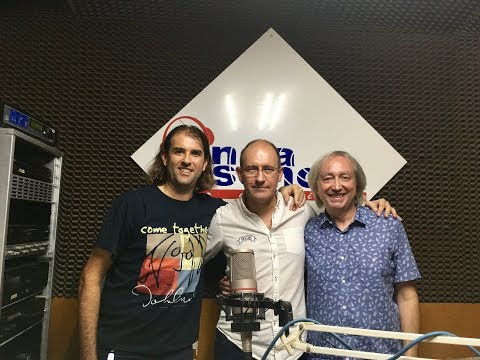 The Hello Friends Entrevista Onda Esencia 21-09-2018