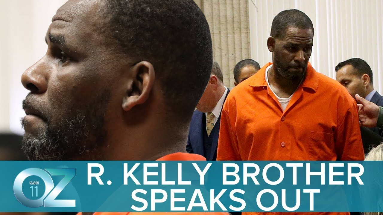 R. Kelly Younger Brother Speaks Out About His Family's Abusive Past