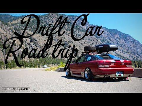 240sx Drift Car Road Trip | B.C. To Alberta |