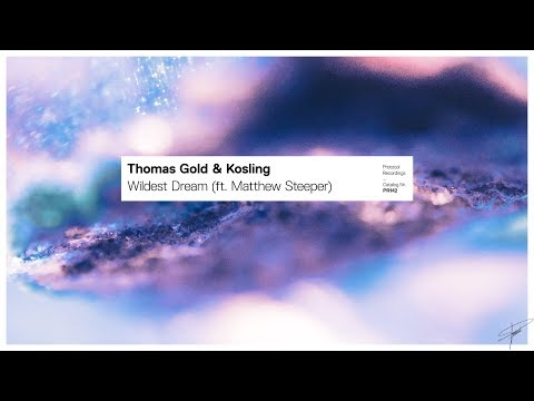Thomas Gold & Kosling - Wildest Dream (ft. Matthew Steeper) (Extended Mix)