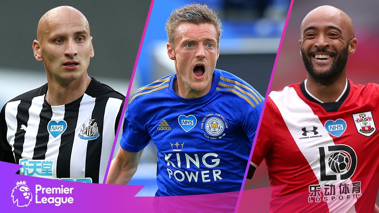AMAZING Premier League goals from 2020/21's opening fixtures | Shelvey, Vardy, Redmond & more!