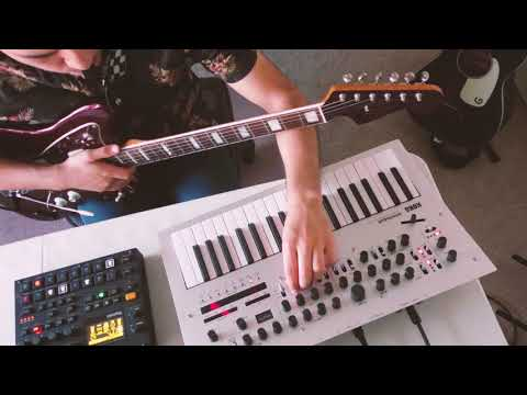 Live Deep House // Elektron Digitakt + Korg Minilogue + Jazzmaster TVL