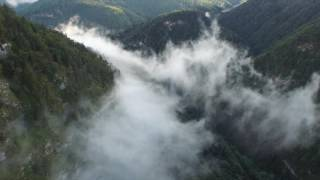 Drone Flight over Bavaria