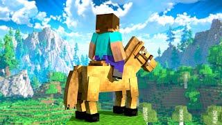 Download lagu LOST STEVE - Alex and Steve Life (Minecraft Animation)