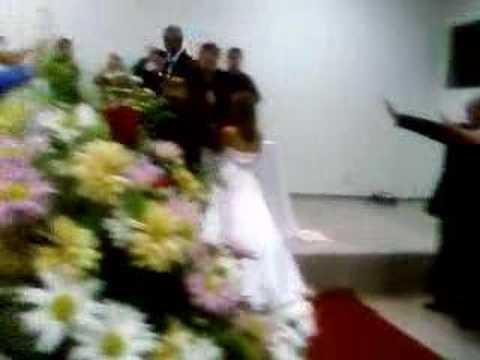 Casamento feliz Rubens Sandra happy bride