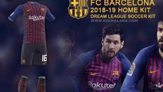Dream League Fc Barcelona Kit 201819 - Travel Online