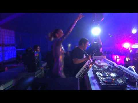 Tanja la Croix`s crazy Weekend together with Joachim Garraud & Kryoman