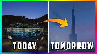 Rockstar SECRETLY Hinting At The Next DLC Update Coming To GTA 5 Online Soon...?