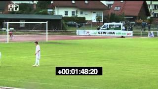 Fastest hattrick ever? Less than 3 minutes! Hattrick von Simon Terodde in weniger als 3 Minuten