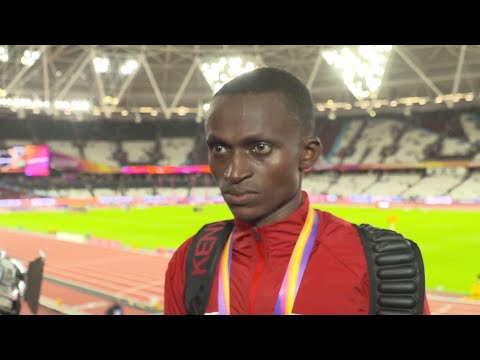 WCH 2017 London - Paul Kipngetic Tanui KEN 10000 Metres Bronze