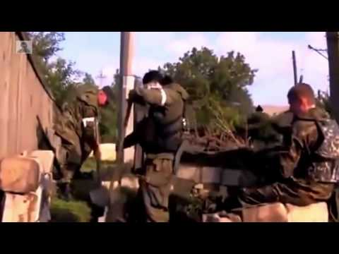 По местам боев на Донбассе смотреть онлайн бесплатно