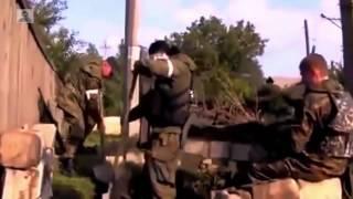 +18 Реальные съемки боев на Донбассе Новости Украины сегодня  25.07.2015