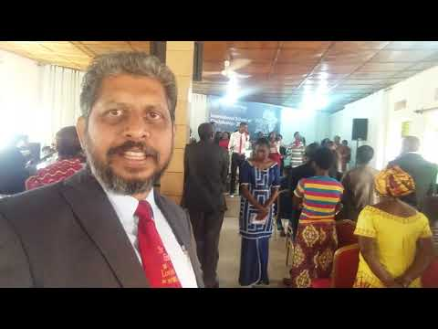 Africa on Fire for JESUS/School of Discipleship/Rwanda/Missionary Prathibha Rao/1 to 15 Aug, 2017