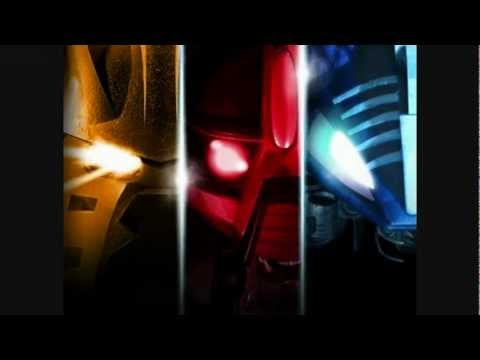 Bionicle original trilogy score #1- The mask of light