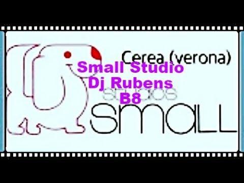 Small Studio Dj Rubens B8 Lato A