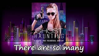 Ghost Haunting (Maggie York Paranormal Mystery 3) Official Book Trailer