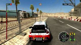 [PC][HD] WRC FIA World Rally Championship FULL GAME Gameplay