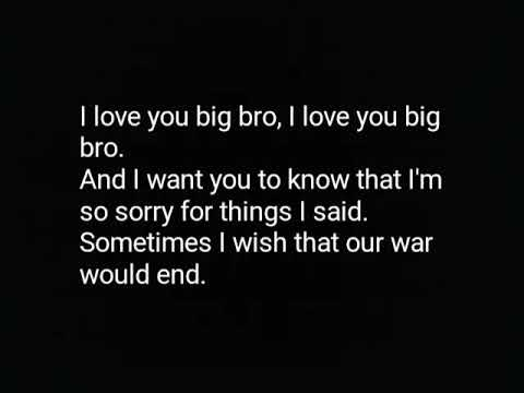 Jake Paul Logan Paul I Love You Bro Lyrics Youtube