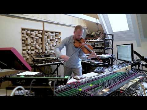 Sebastian Mullaert - In The Studio