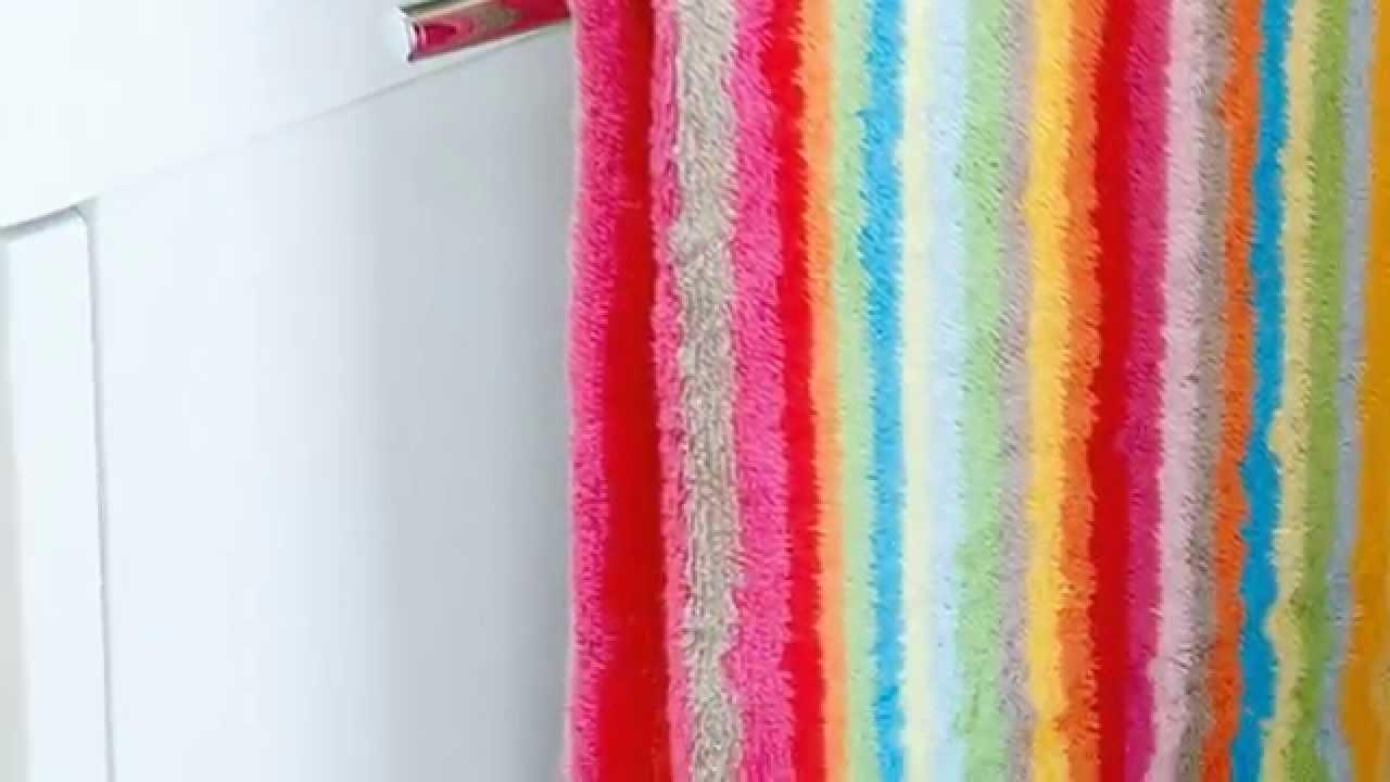 caw lifestyle multicolor handt cher bademantel badteppich pr sentiert von handtuch. Black Bedroom Furniture Sets. Home Design Ideas