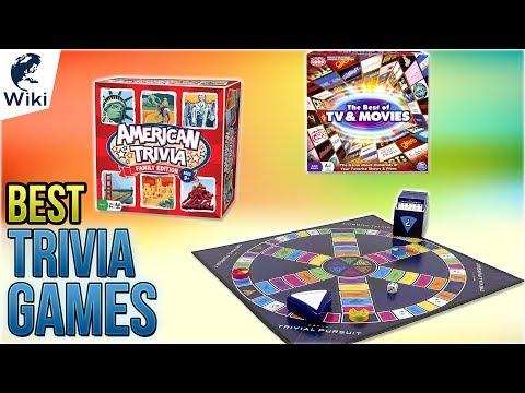 10 Best Trivia Games 2018
