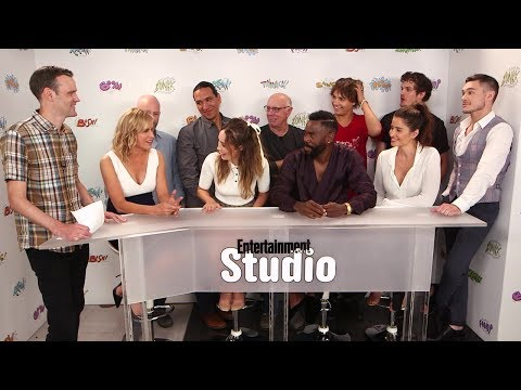 Entertainment Weekly - SDCC 2017: 'Fear The Walking Dead' Cast Interview