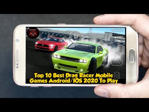 Top 10 Best Drag Racer Mobile Games Android/IOS To Play In 2020