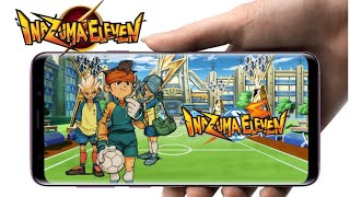 {130MB}How To Download Inazuma Eleven Highly Compressed Game On Android With Best Graphics
