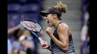 2017 US Open: Madison Keys vs. Elina Svitolina Highlights