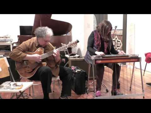 Susan Alcorn, Dom Minasi @ House Gallery, Philadelphia, 2-19-16 2/2