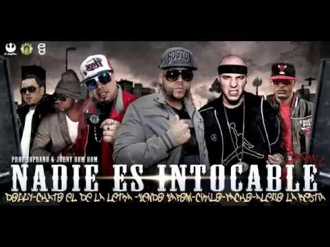 Nadie Es Intocable Remix - Doggy Ft Kendo Kaponi, Pacho Y Cirilo & Mas ' Reggaeton 2013 HD