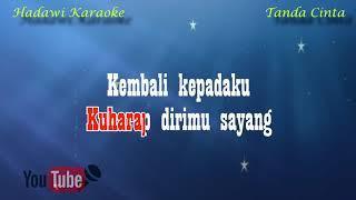 Karaoke Dangdut Tanda Cinta - Meggy Z (Karaoke Dangdut) Tanpa Vokal