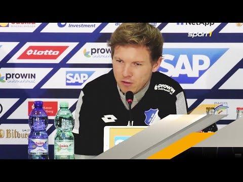 Das sagt Nagelsmann zum Bayern-Interesse an Sandro Wagner | SPORT1