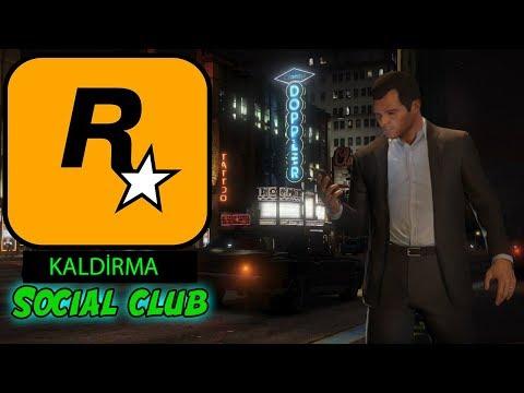 Rockstar Games Social Club  PC Nasıl Kaldırılır? / Silinir? / Çıkarılır?