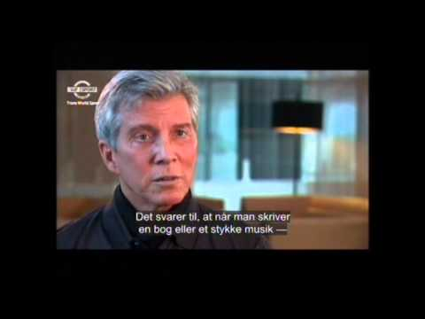 Michael Buffer in Denmark - by TV2 Sport