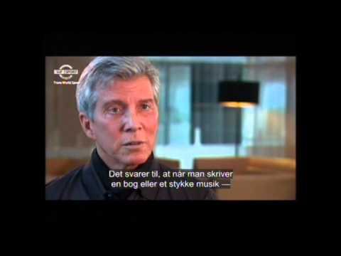 Michael Buffer in Denmark - by TV2 Sport