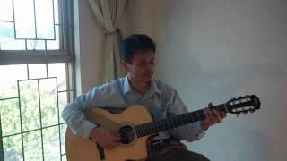 Người Tình Mùa Đông (Nhạc Nhật )Guitare By Đào Việt Dũng