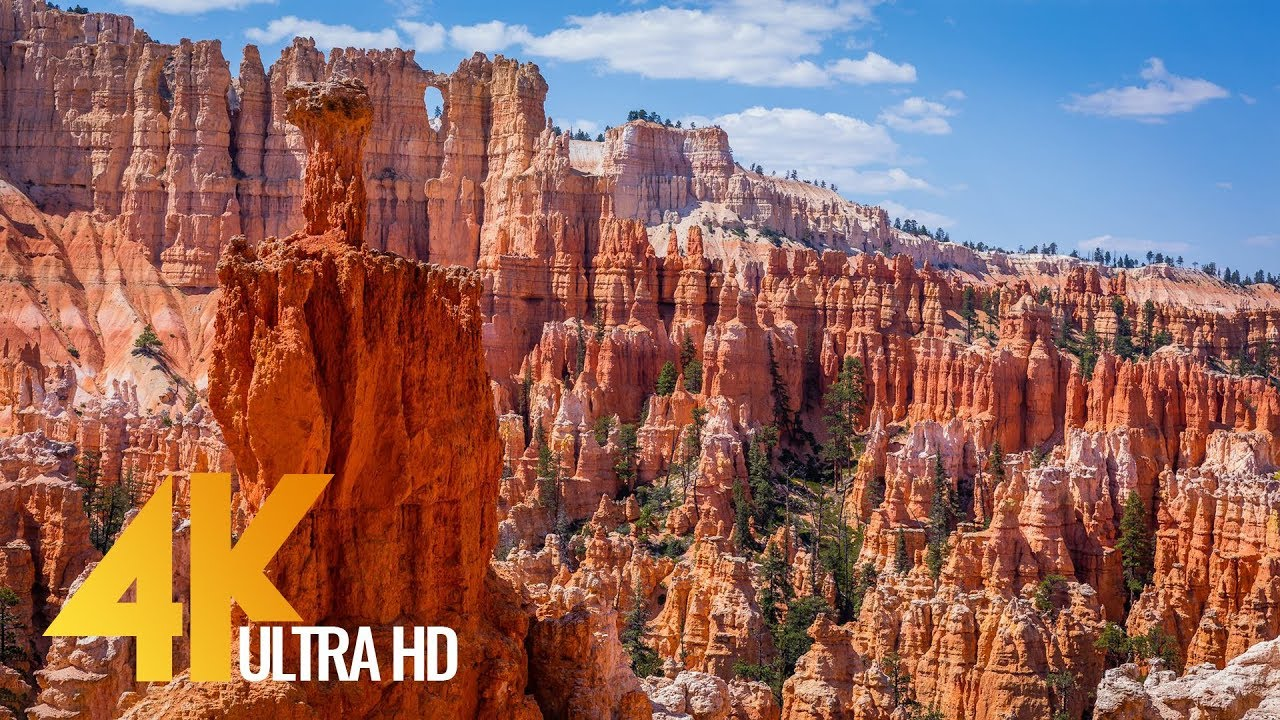 4K Amazing Nature Documentary - Bryce Canyon National Park - Trailer of the film