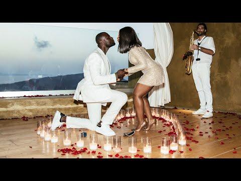 She Said Yes   Proposal Video thumbnail