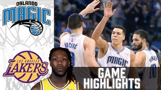 Magic vs Lakers HIGHLIGHTS Full Game | NBA March 28