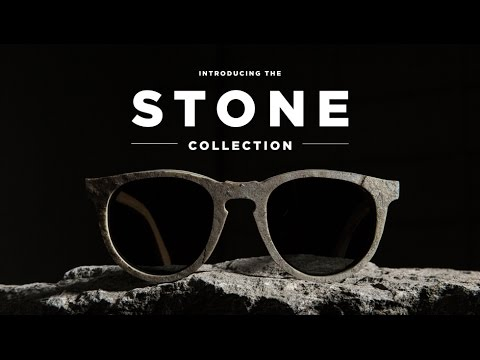 b9027a7a9044 The Stone Collection by Shwood - YouTube