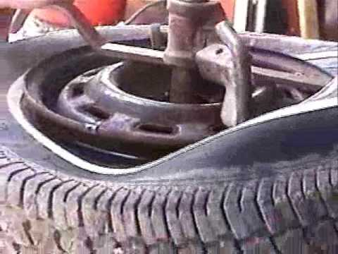 my 1954 bishman tire changer youtube rh youtube com Old Tire Changer Old-Style Tire Changers