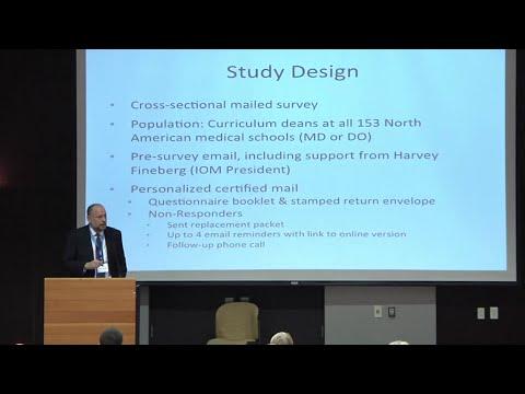 Integrating evolutionary science into medical education | Mark Schwartz | ISEMPH