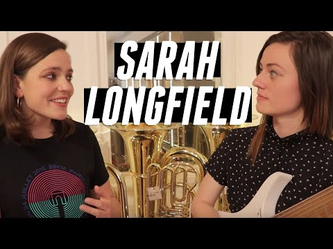SARAH LONGFIELD ON HER UNIQUE SOUND [Tuesday Talks]