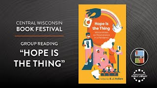 """video thumbnail: """"Hope is the Thing"""" Group Reading"""
