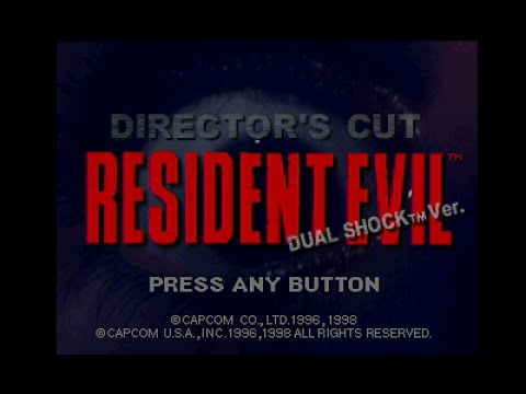 PSX Longplay [004] Resident Evil (Part 1 of 2) - Jill