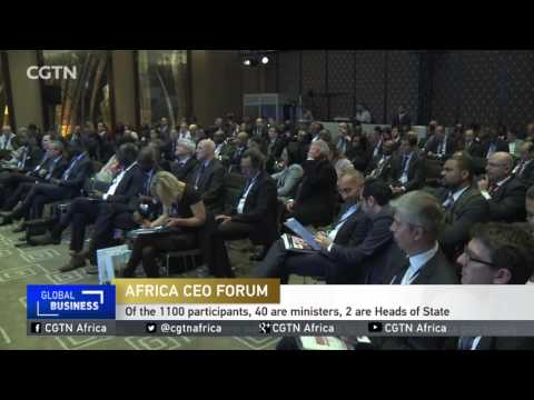Fifth edition of the Africa CEO Forum comes to a close in Geneva