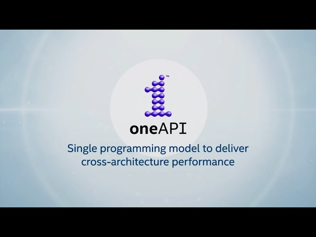 Embracing Accelerator Innovations through Simpler Performance Portability | oneAPI | Intel Software