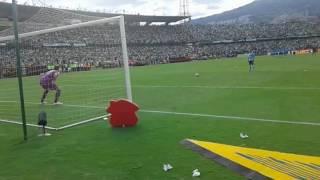 Tanda de penaltis nacional vs junior semifinal 2016