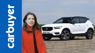 Volvo XC40 SUV - Is this the pick of the posh mid-sized SUVs? - Ginny Buckley - Carbuyer